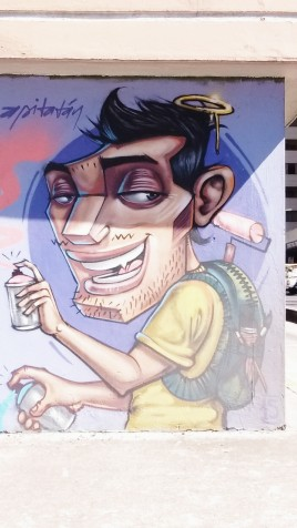 Street Art - Quito
