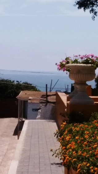 A favorite view of the Pacific, from Barranco