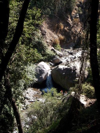 It's a waterfall.