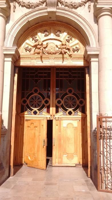 I love a good doorway.