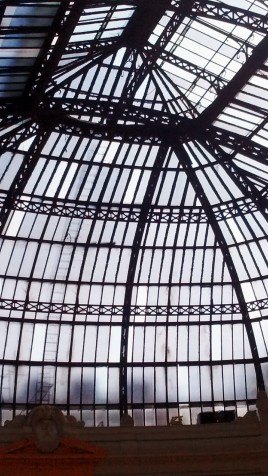 The Bellas Artes Museum - more museum than art.