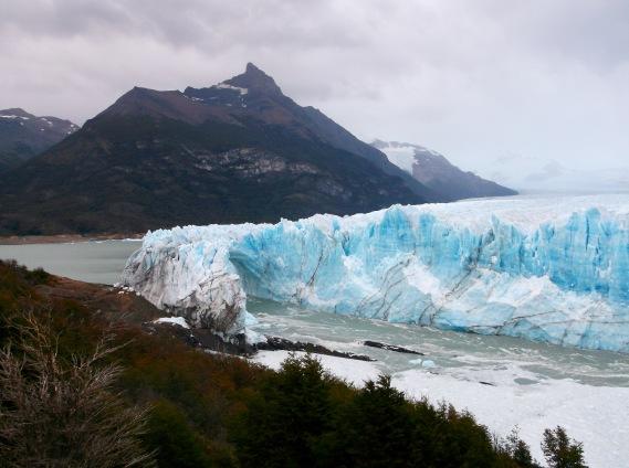 Perito Moreno Glacier Bridge