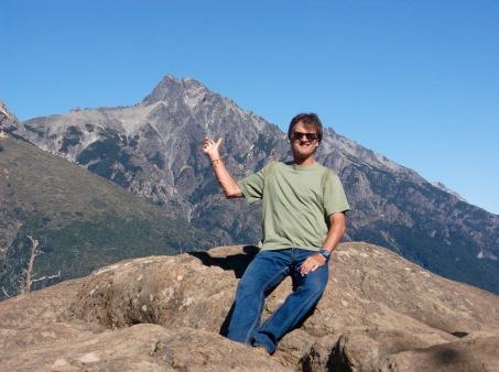 Bariloche high.